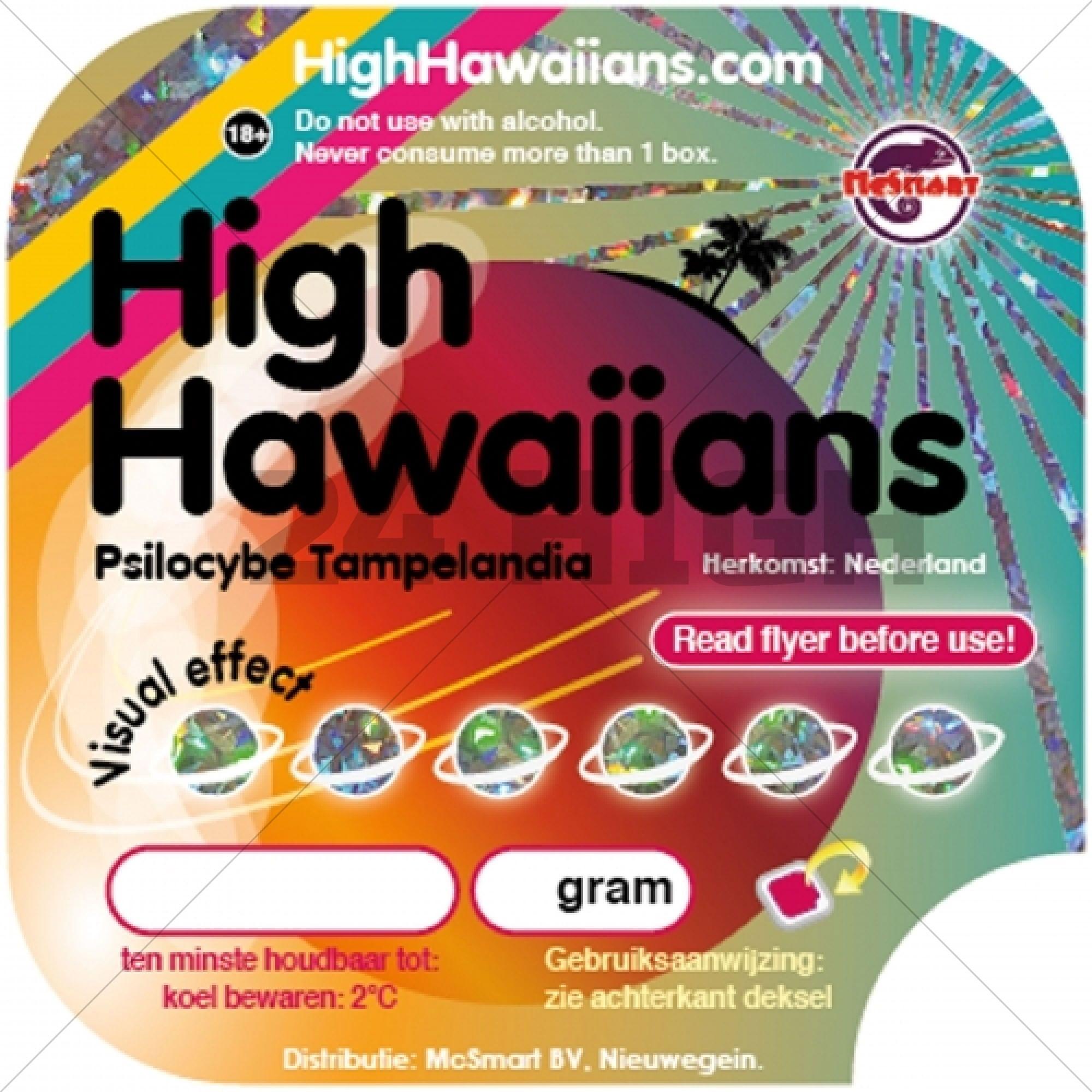 High Hawaiians Truffels