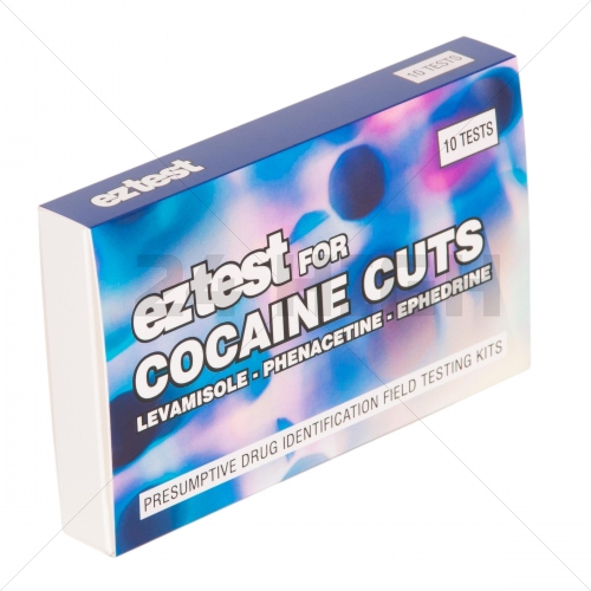 EZ Prueba para Cortes de Cocaína