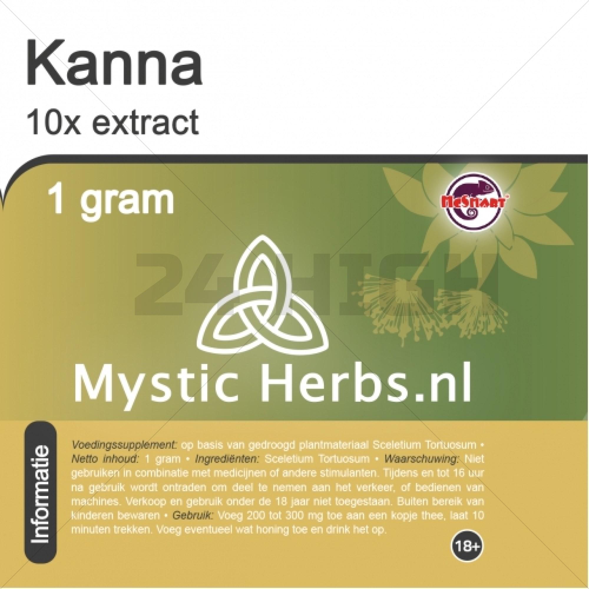Kanna Extracto 10x