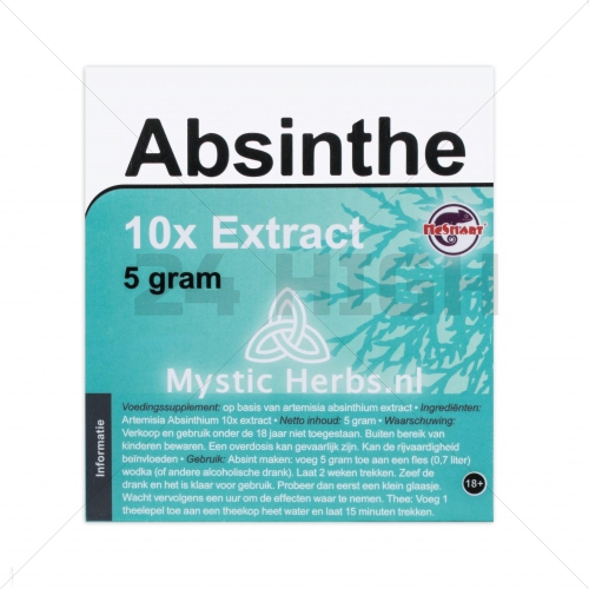 Absinthe  - 10X Extract