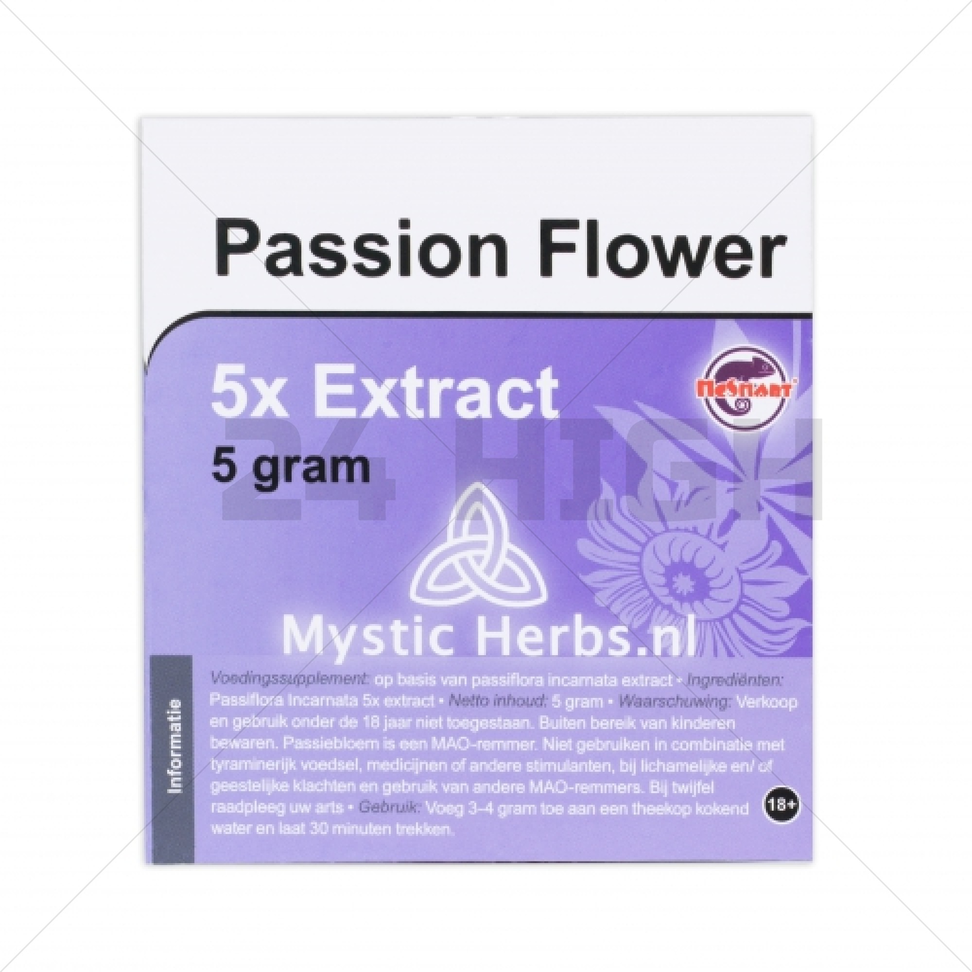 Passion Flower - 5X Extract