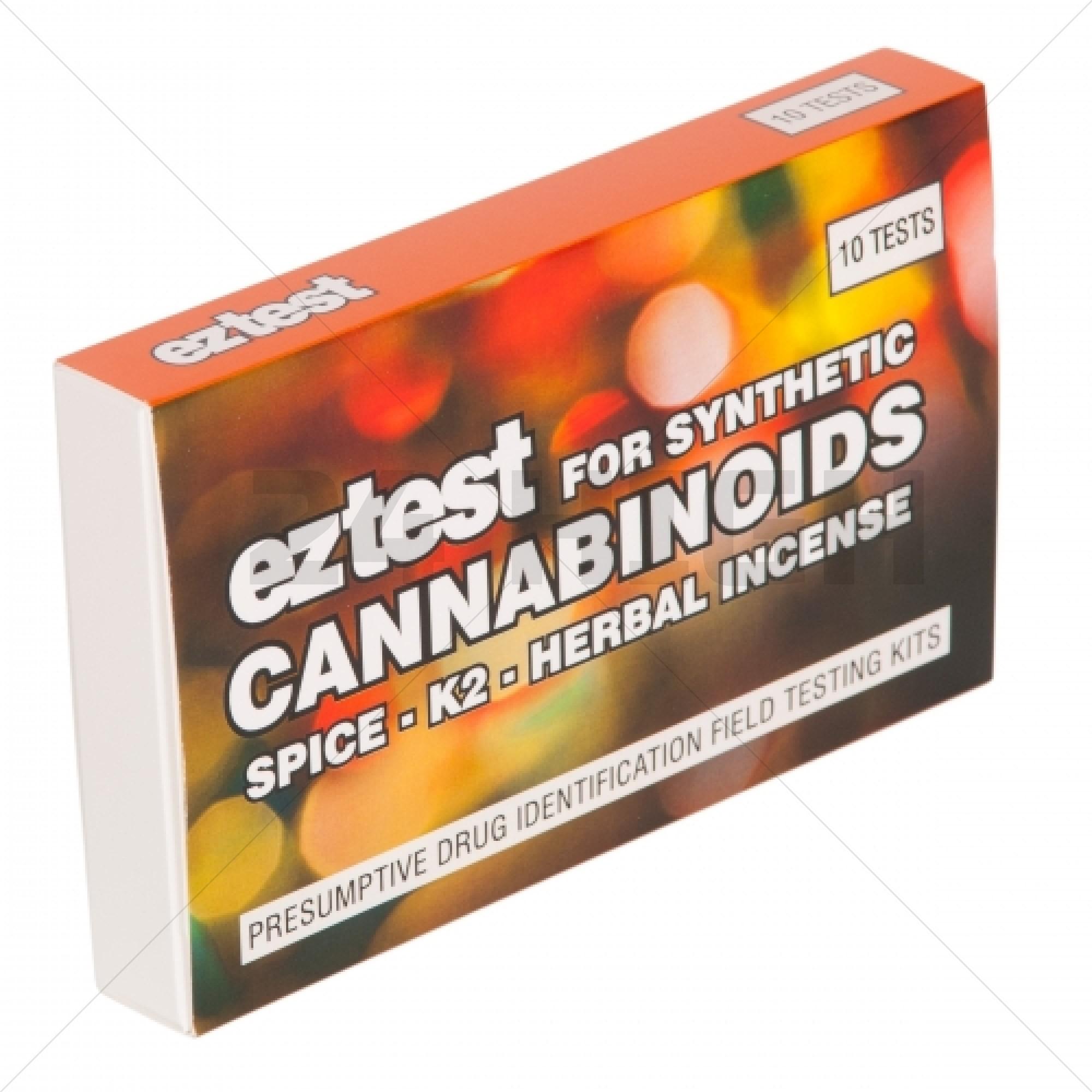 EZ Prueba para Cannabinoides Sintéticos
