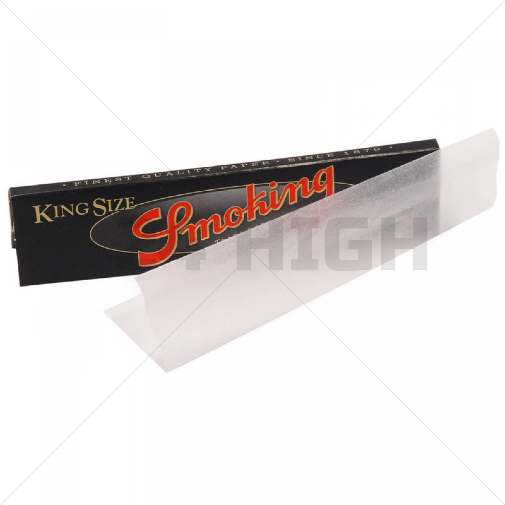 Smoking Negro King Size