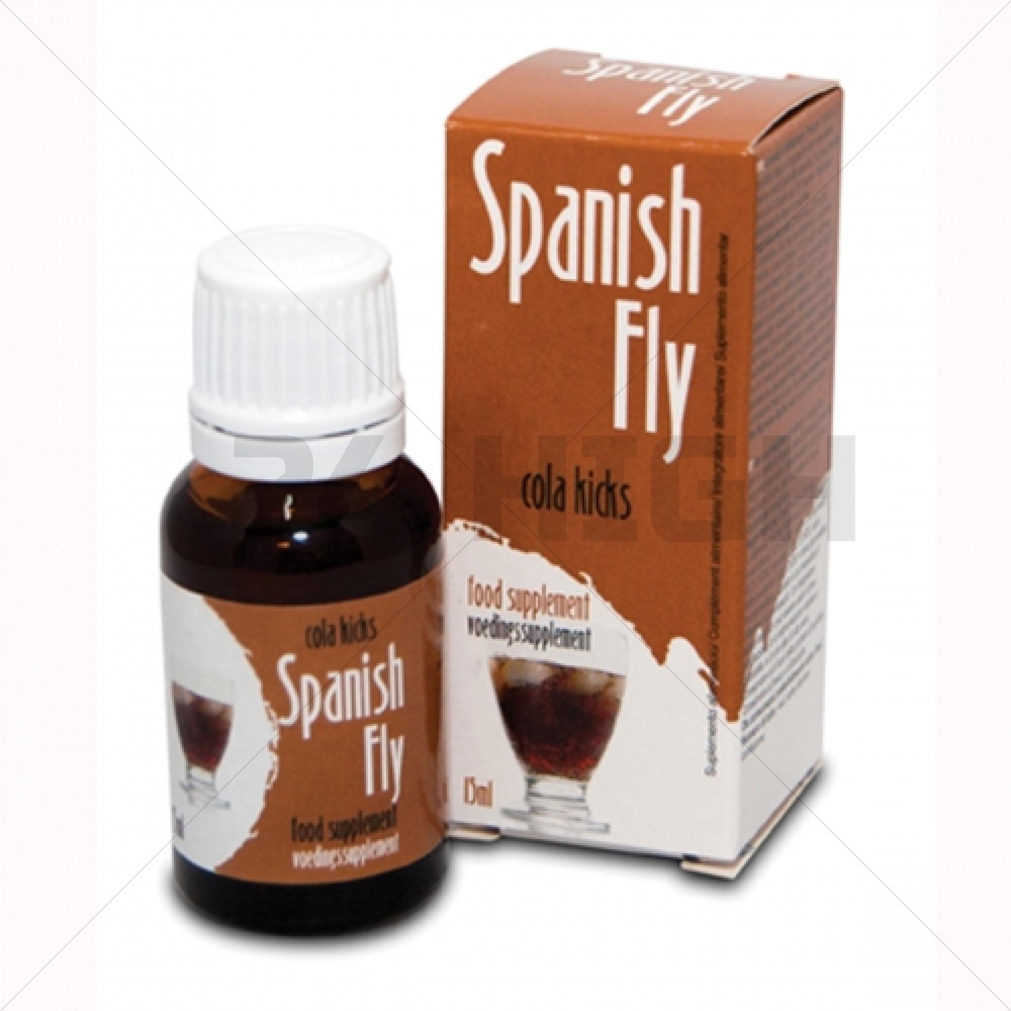 Spanish Fly Cola Kicks - 15 ml