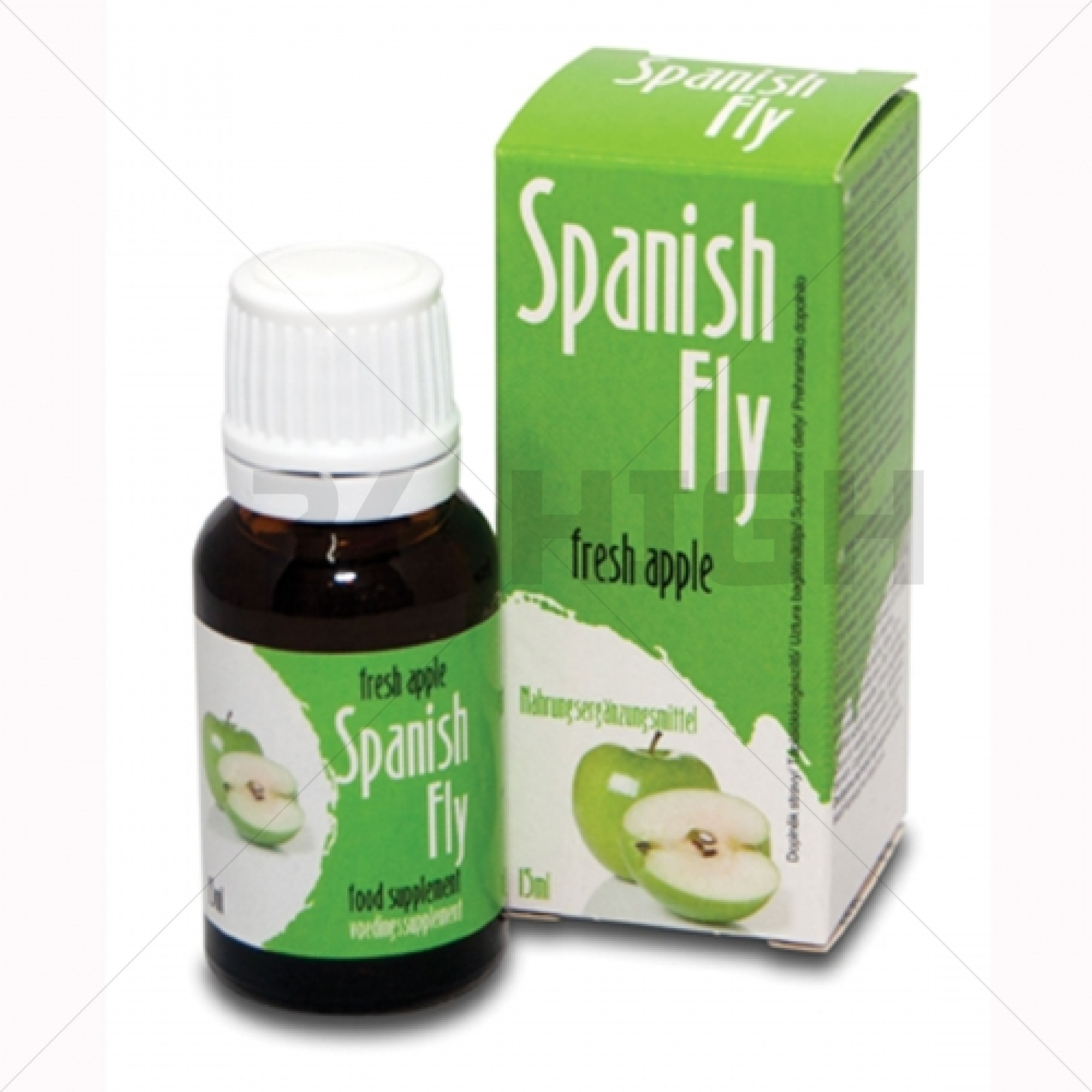 Spanish Fly Fresh Apple - 15 ml