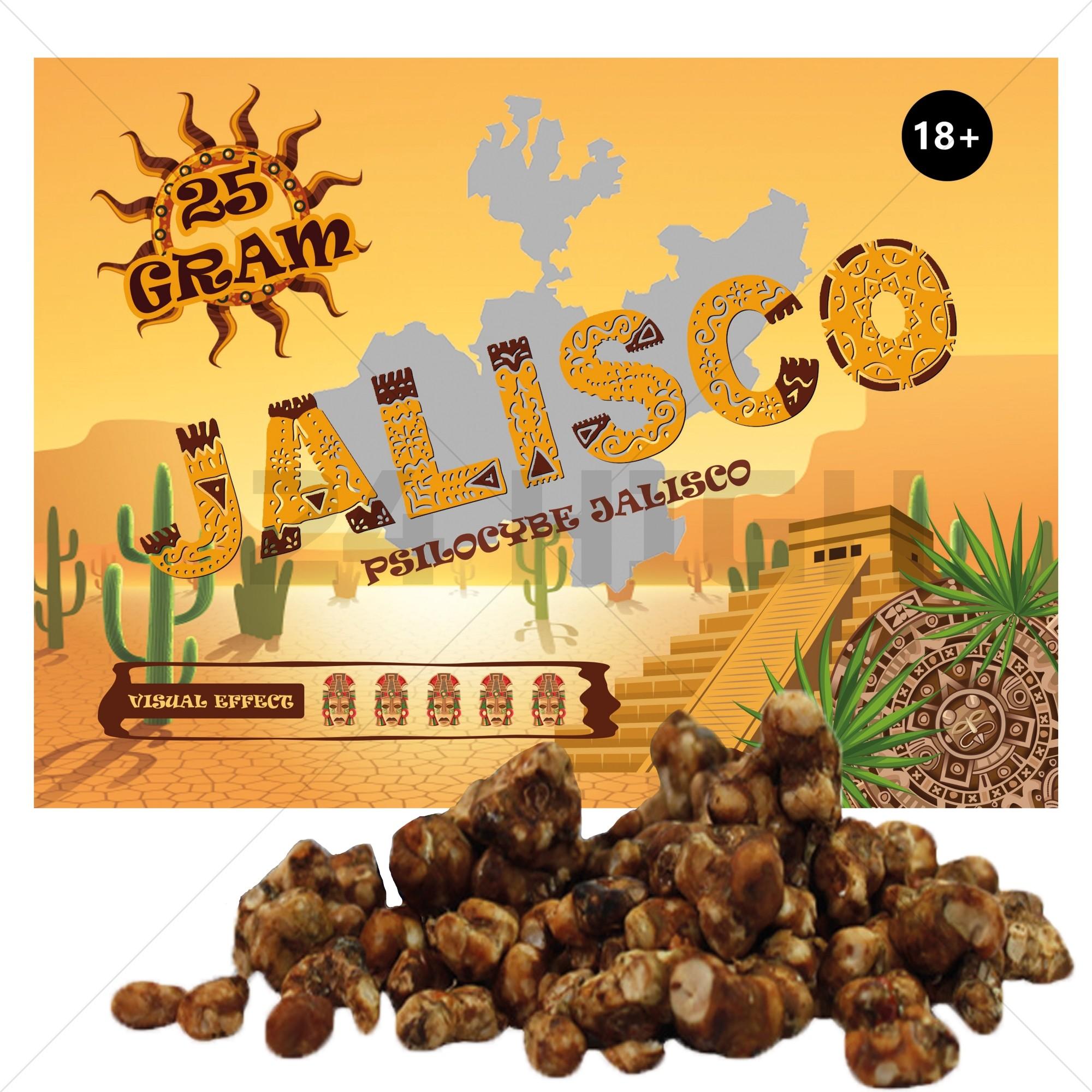 Psilocybe Jalisco Truffels