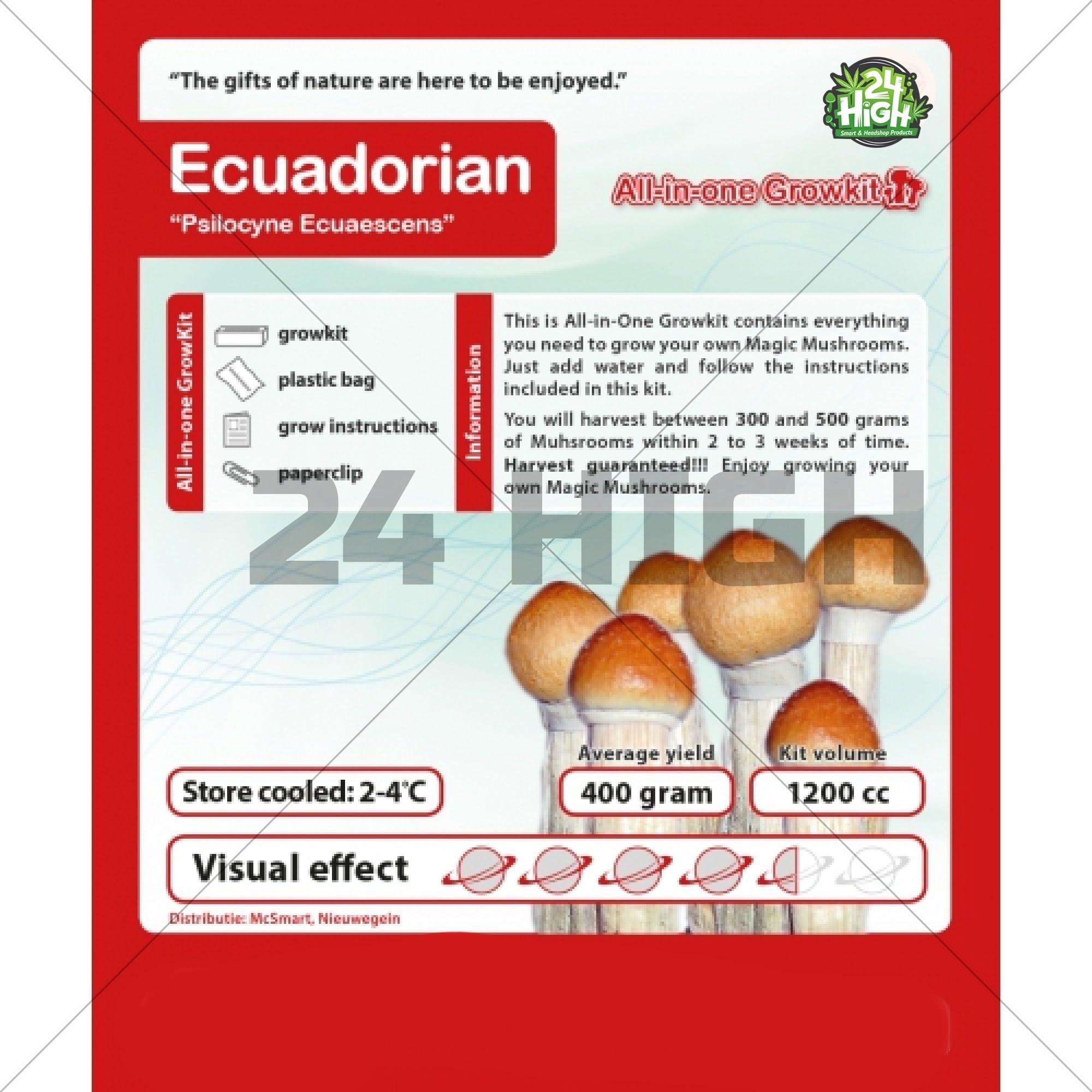 Ecuadorian All in one Growkit