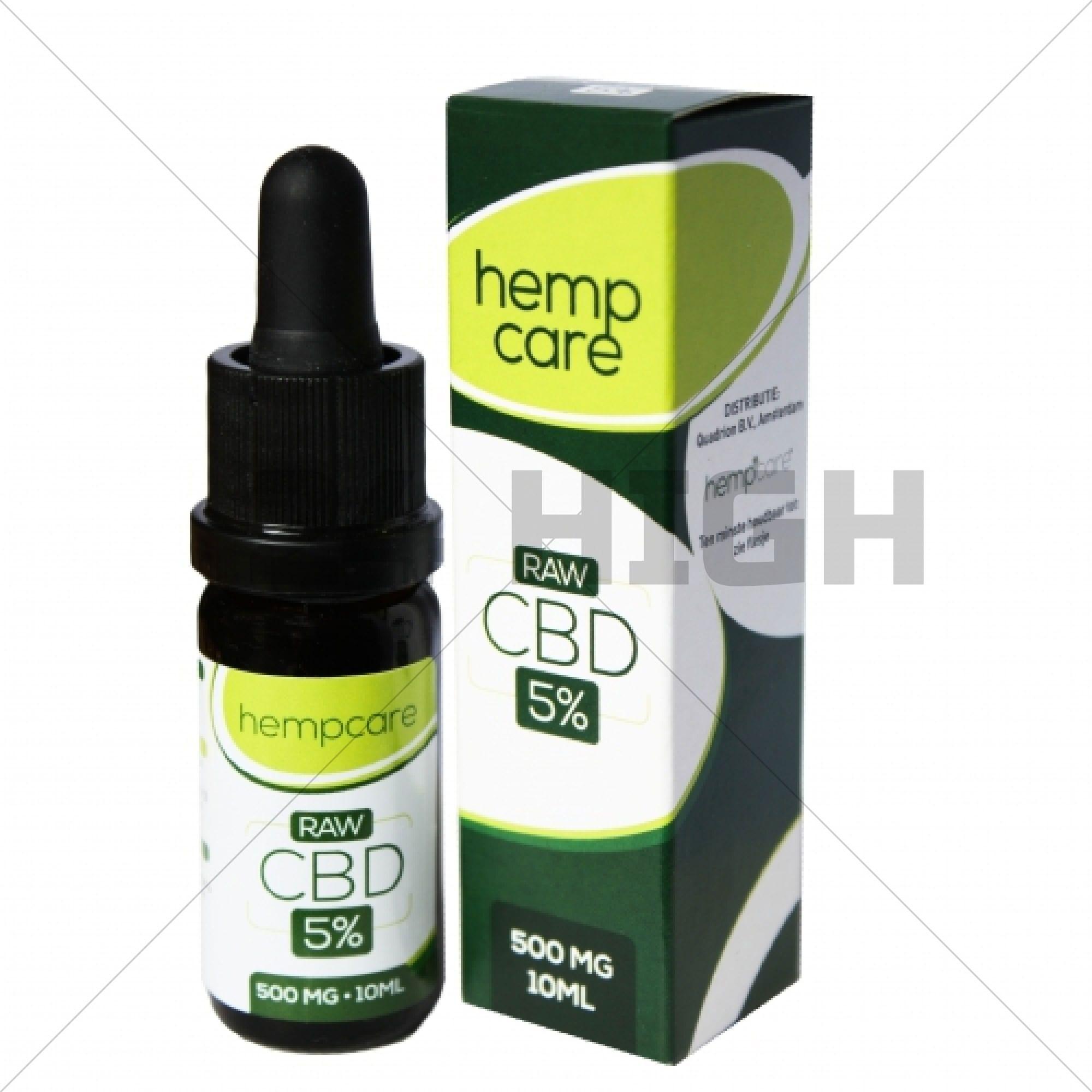 Hempcare CBD RAW 5%