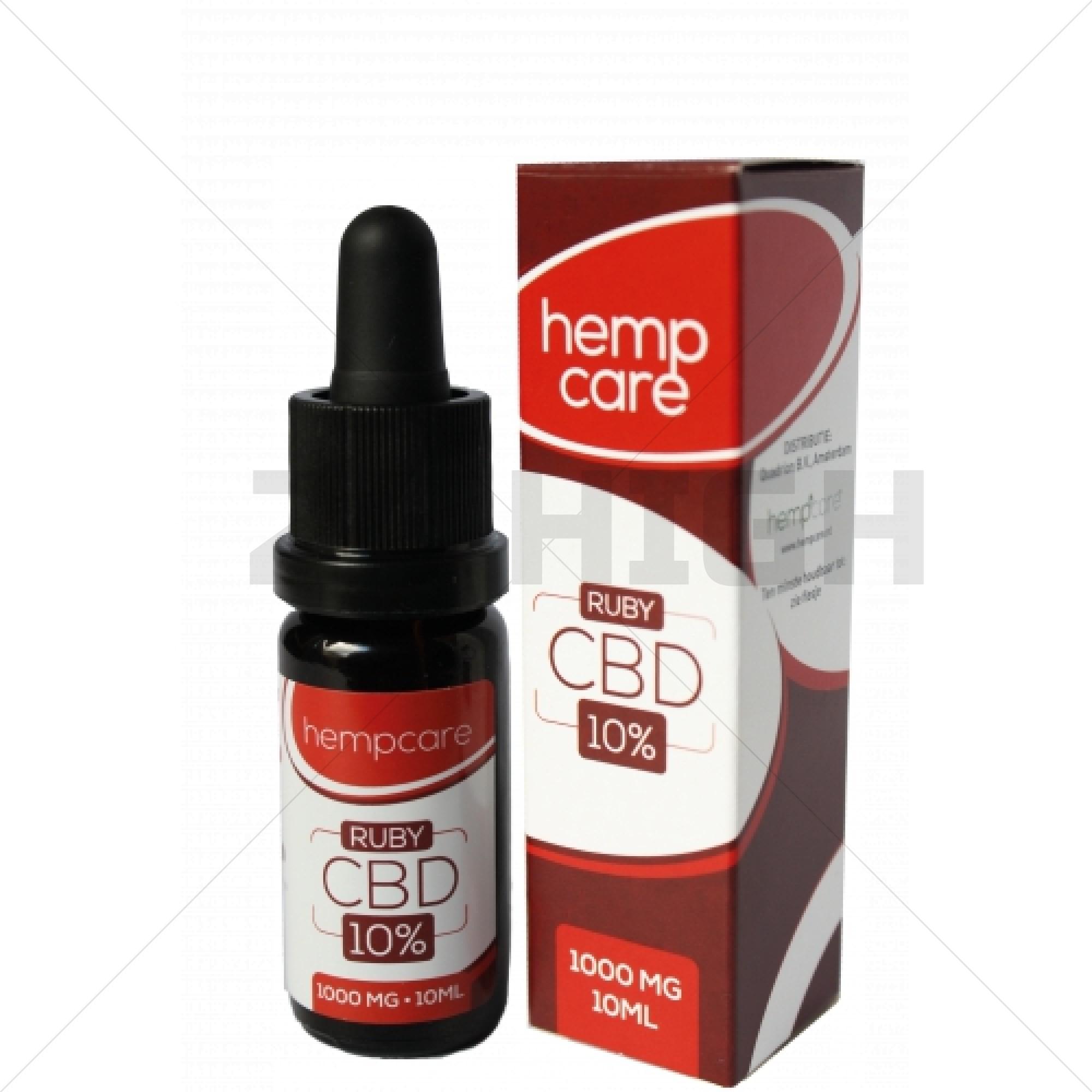 HempCare RUBY 10% CBD