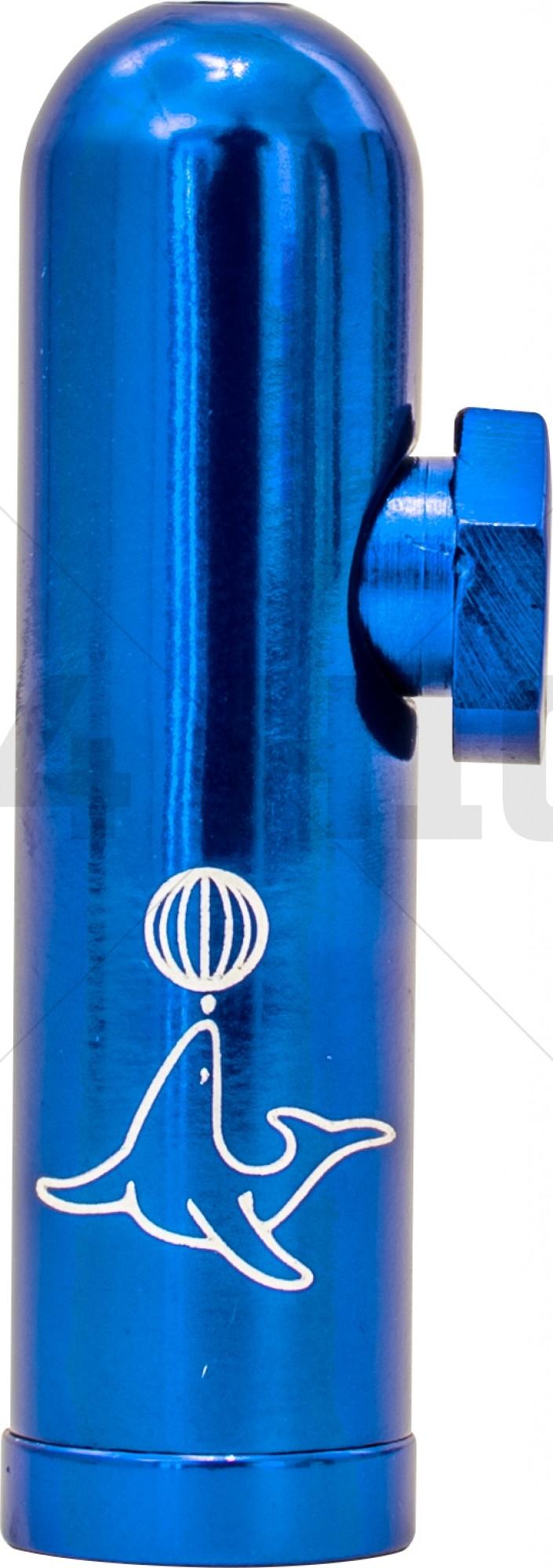 Aluminium Magnet Bullet Engraving Seal