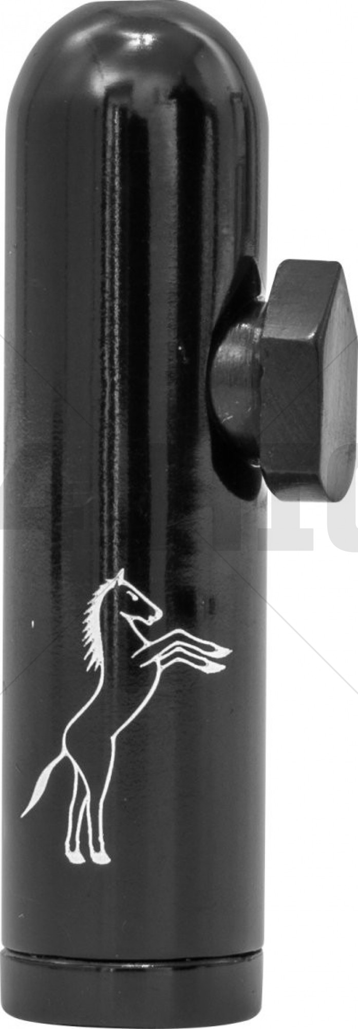 Aluminium Imán Bullet Gravado Pony