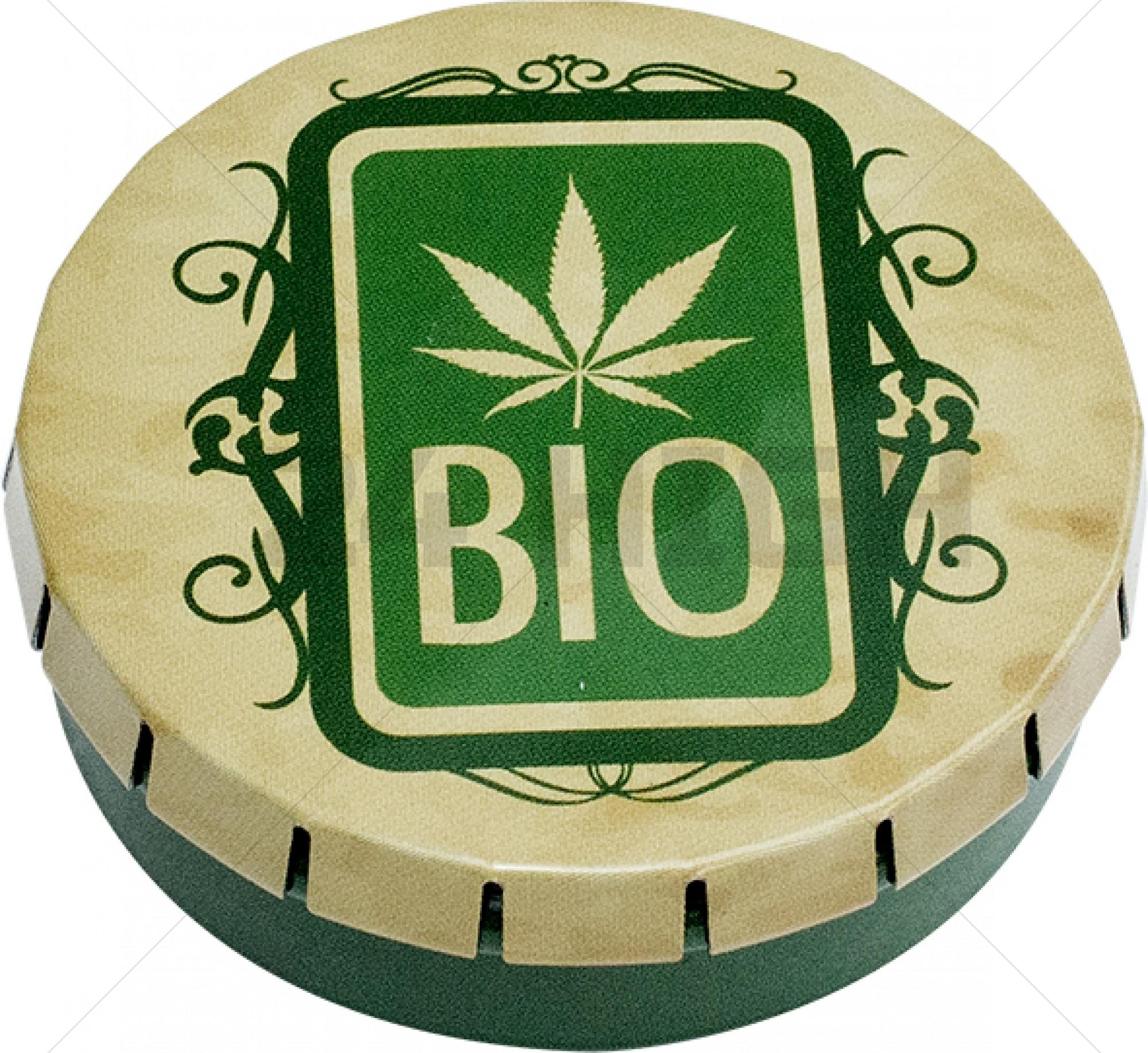 Click-Clack Box (Ø 5,5 cm) Organic Product - BIo