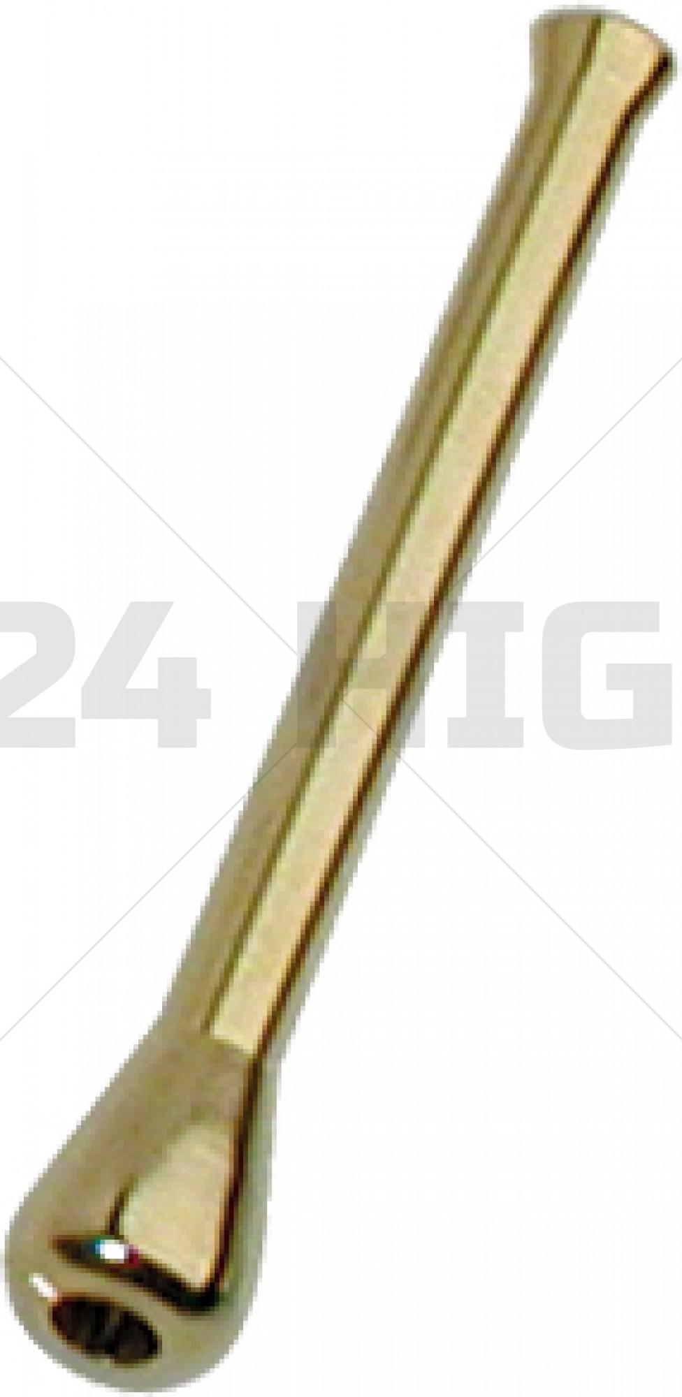 Snorter Brass Gold Plated