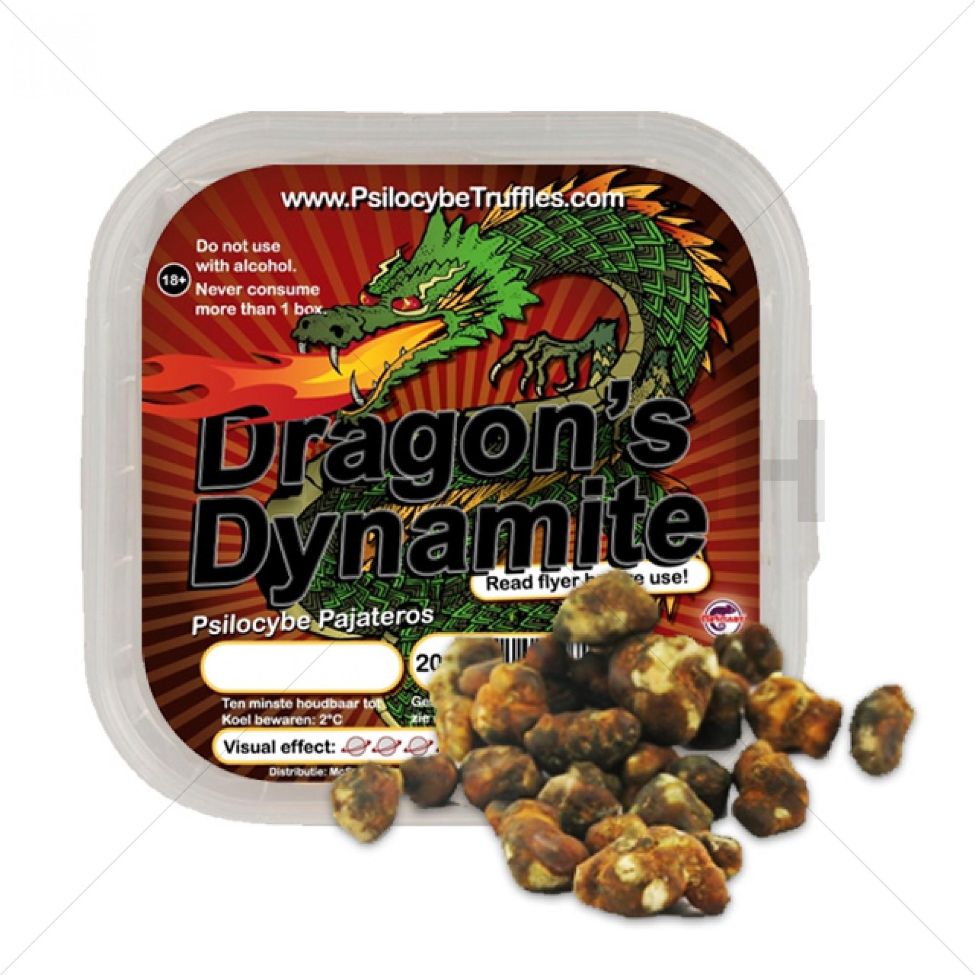 Dragon's Dynamite Truffels