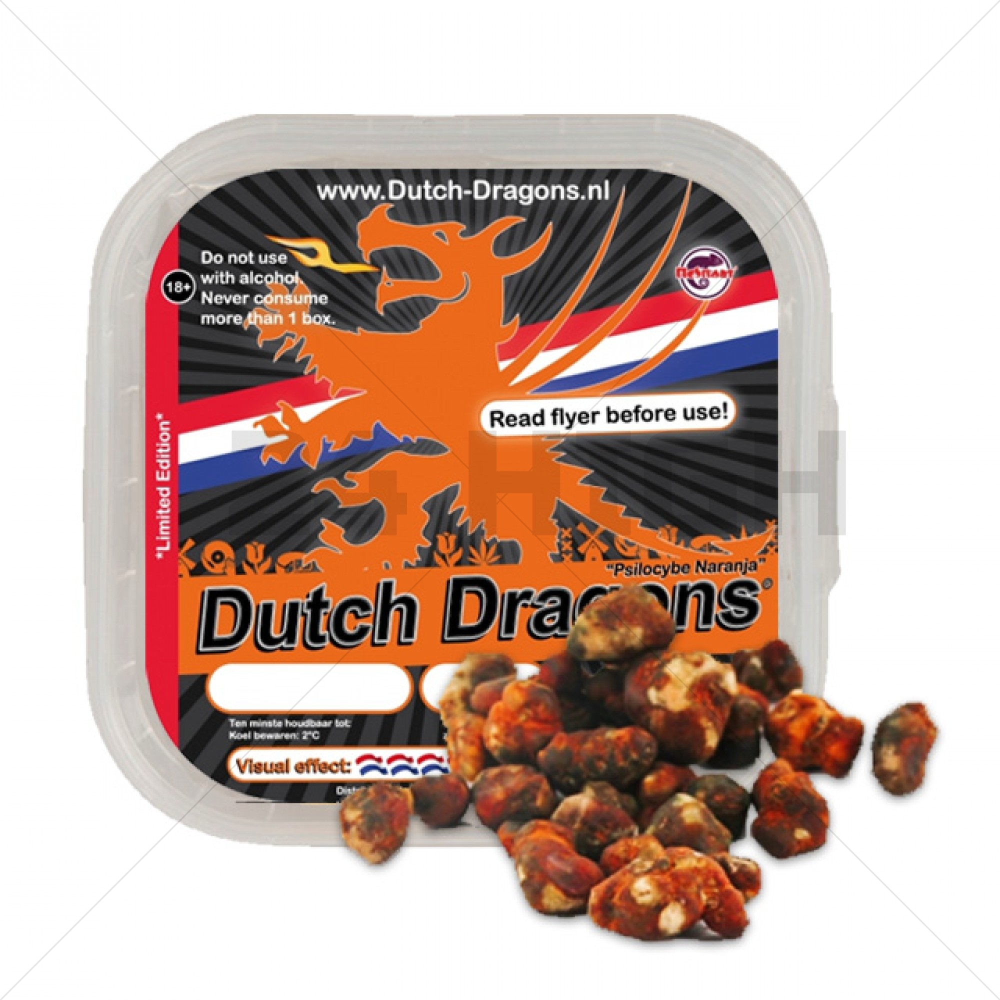 Dutch Dragons Truffels
