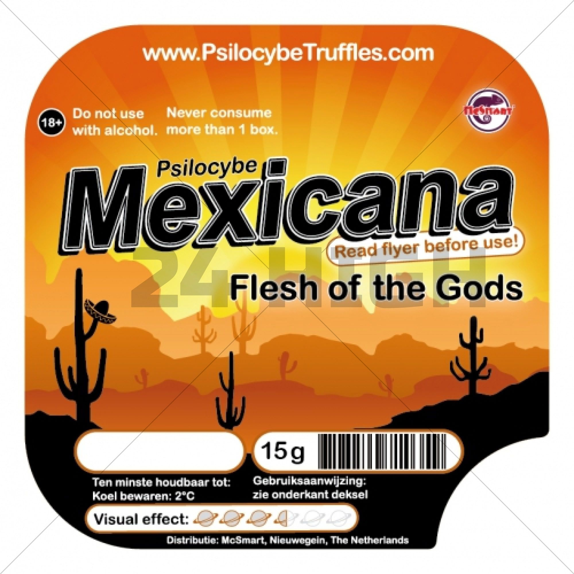 Mexicana Truffels