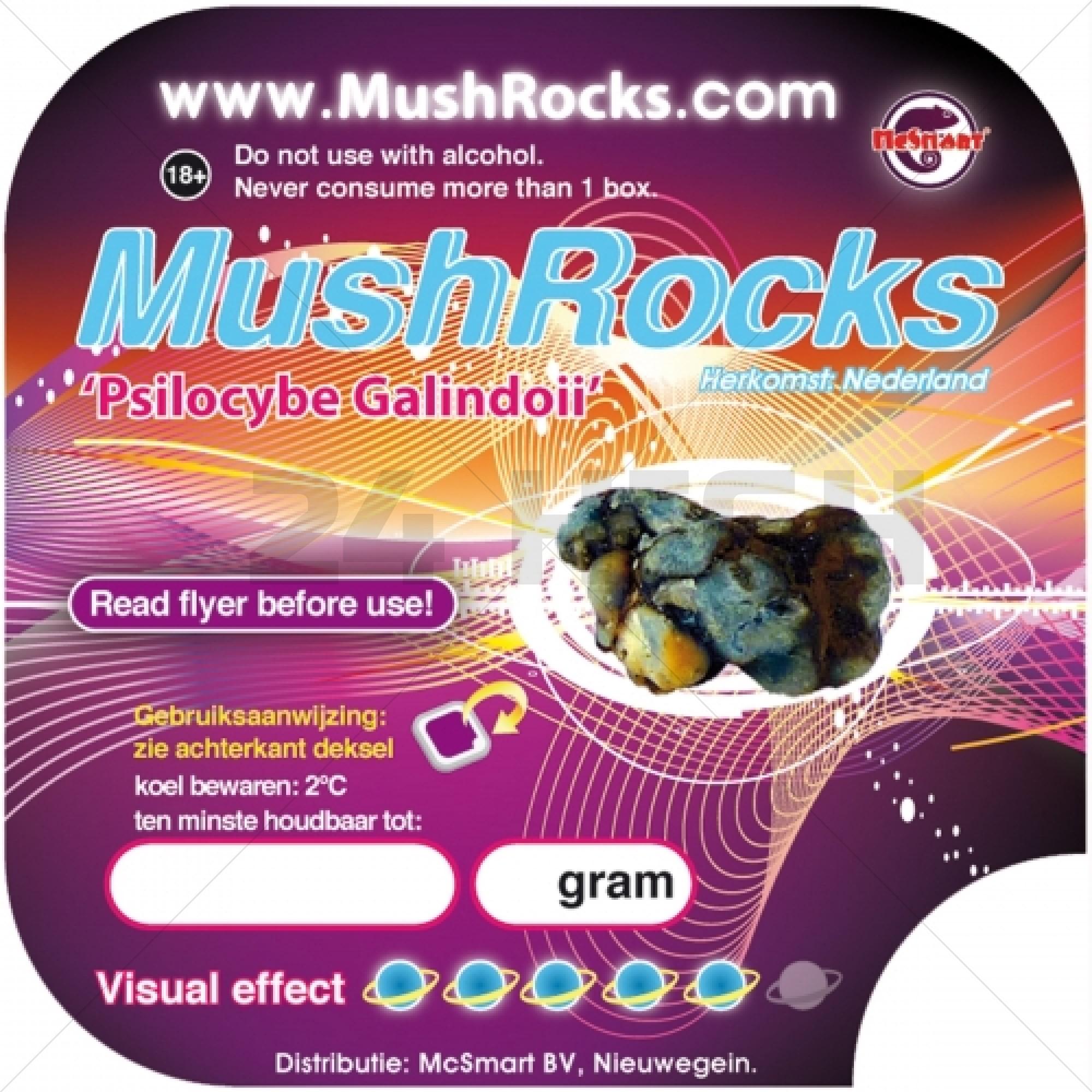Mush Rocks Truffels